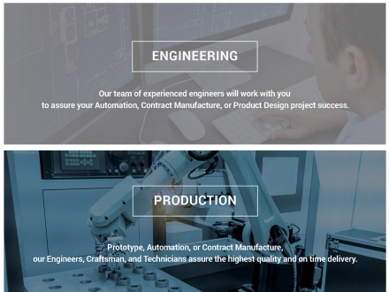 Automation Connection Website